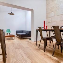 Appartement T2, 66 m2, Bordeaux Centre, Quartier de la Grosse Cloche