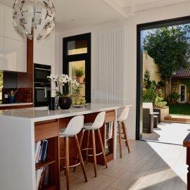 Maison bourgeoise restaurée, 6 chambres, cave, jardin, dépendance, Bordeaux Judaïque