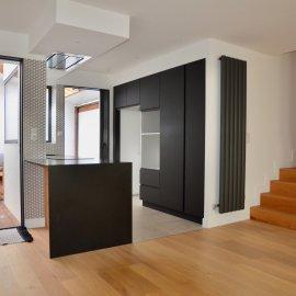 Maison rénovée, Bordeaux Caudéran centre - 100 m2, patio 22 m2, 3 chambres