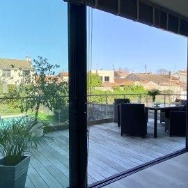 Bordeaux Ornano - Maison Art Déco de 200 m2, garage 30 m2, piscine, jardin, Tram