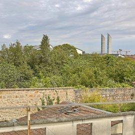 Plateau à aménager - loft en duplex, parking, terrasse, rooftop - Bordeaux Chartrons Saint-Martial